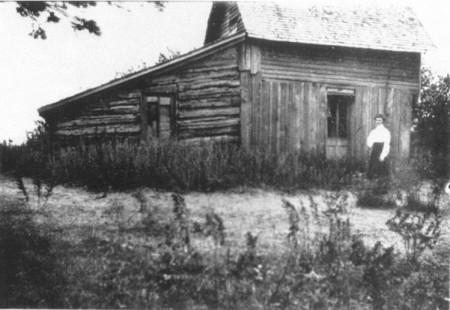Kansas home of Henry Russell Worthingon