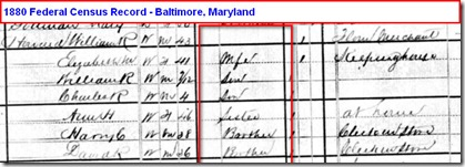 1880-CensusRecord-HowardHousehold