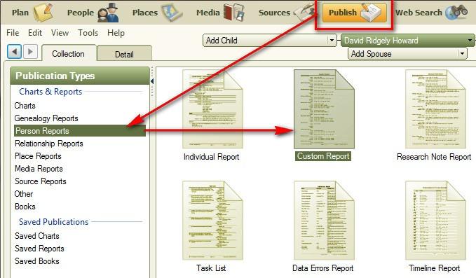 using excel in genealogy