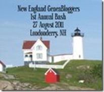 New England Geneabloggers Bash