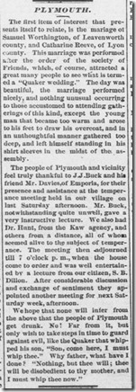 Worthington_Samuel Reeve_Sarah_Catherine-1872-Wedding-The Emporia News - Feb 23 1872-Col_5